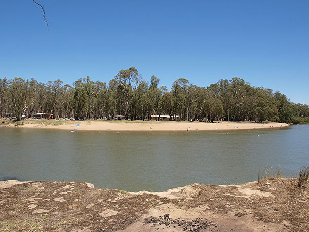 Thompson's Beach Cobram