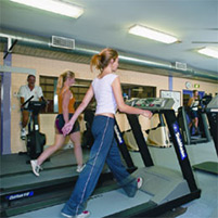 Fitness Centre with its indoor heated swimming pool, spa and gymnasium.